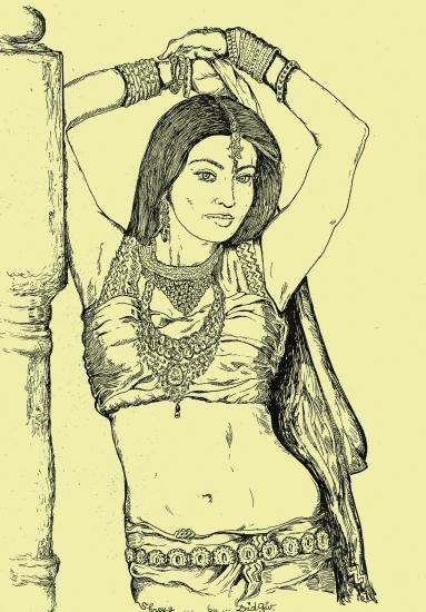 Shriya Saran by didgiv